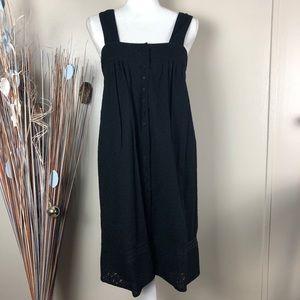 Calvin Klein Smock Midi Dress sz 8